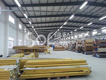 绿和工厂打包材料