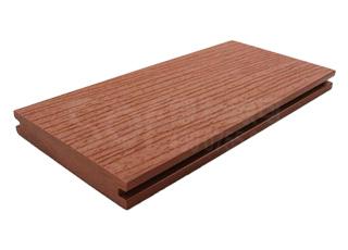 一代绿和木塑实芯地板13525