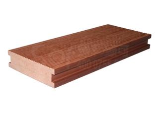 一代绿和木塑实芯地板14550