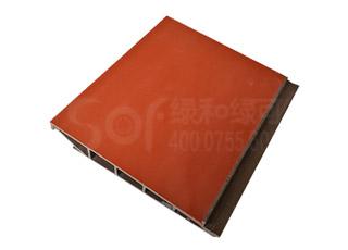 绿和木塑屋面瓦15525
