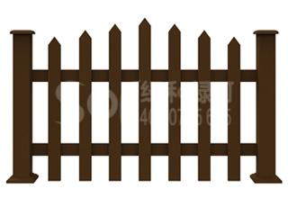 木塑仿木围栏/塑木木塑栏杆
