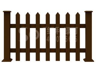 塑木围栏/塑木木塑栏杆
