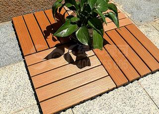 木塑DIY地板/塑木木塑DIY地板