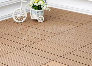 塑木快装地板/塑木木塑DIY地板