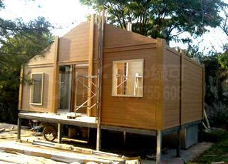 云南木屋公厕/环保生态木屋公厕