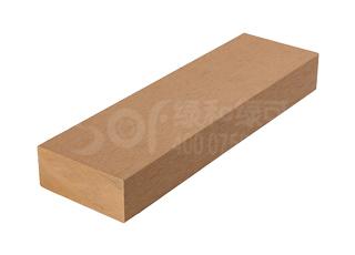 绿和木塑实芯方木05030