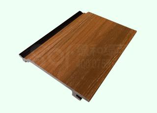 绿和木塑户外墙板17020B