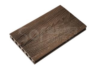 深压纹绿和木塑空芯地板13622