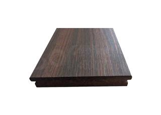 平面深碳高耐色竹木地板13918B