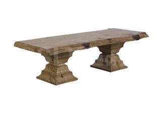 仿石木餐桌LFT41374