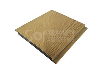 绿和木塑墙板14012