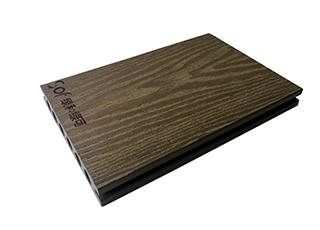 PAE135Y23绿和木塑圆孔地板