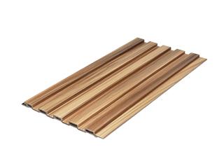 LBO159绿可生态木覆膜板 彩橡木