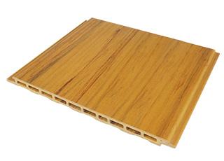 LHO160X9绿可生态木平面板黄檀