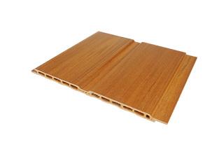 LHO180X12 绿可生态木墙板柚木